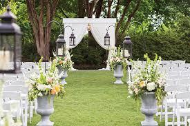 outdoor wedding venues. 3 Lovely North Texas Garden Wedding Venues