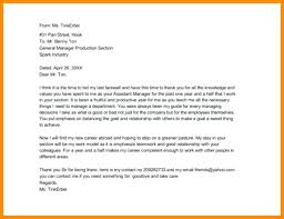 Sample Letter To Clients Goodbye Email To Sample Equipped Farewell Letter Co Employee