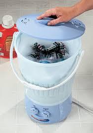 Mini Clothes Washer Portable Machines Fluff Love University