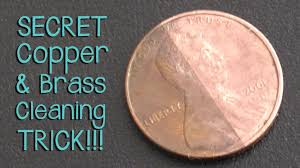 Super Secret Trick for Cleaning Brass and Copper - Jewelry Tutorial HQ -  YouTube