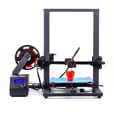 <b>CTC 3D Printer A10S</b> 300x300x400mm Aluminum Dual Z axis ...