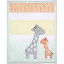 giraffe crib bedding set designs