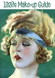 1920 s make up and beauty guide