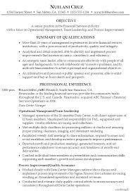 Sample Resume For Financial Services 5 Finance Industry Resume Samples West Of Roanoke