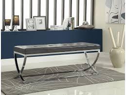 Living Room Bench Coaster Living Room Bench 501156 Royal Furniture And Design
