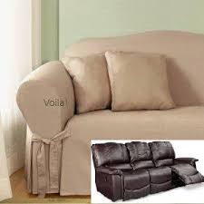 couch covers with recliners.  With Recliner Sofa Covers 6 Intended Couch With Recliners U