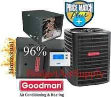 goodman 1 5 ton split system. 3 ton goodman 14 seer 95/96% 100k btu gas furnace horizontal system gmss961005cn 1 5 split