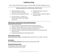 Resume Work Experience Past Or Present Tense Resume For Study