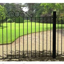 wire garden fence. China 2017fashion Fence:galvanized PVC Coated Ornamental Double Loop Wire  Garden Fence