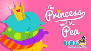 princess and the pea book. The Princess And Pea | BedTime Stories For Kids BulBul Apps - YouTube Book