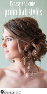 Easy Prom Hairstyles 33 Stunning 24 Pretty And Easy Prom Hairstyles Prom Hairstyles Prom And Easy