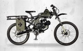 the best survival bikes for the zombie apocalypse cool material