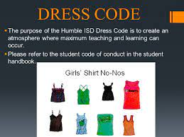 Humble cloth home of the most stock of designer inspired fabric. Humble Dress Code Decoding School Dress Codes Have You Ever Looked Through A School S By Matthew R Morris March For Public Education Medium Here The Five Best Ways To