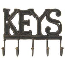Keys Wall Hook