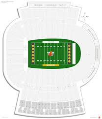 Faurot Field Seating Chart Rows Faurot Field Missouri Seating Guide Rateyourseats Com