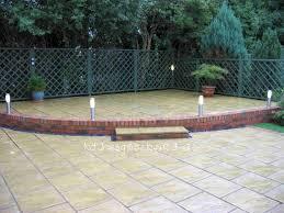 Small Picture Garden Patio Design Ideas Uk The Garden Inspirations