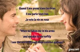French Love Quotes With English Translation Stunning French Love Quotes With English Translation GLAVO QUOTES