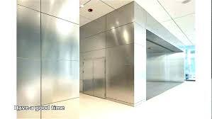 corrugated metal wall panels corrugated steel wall panels garage wall panels ceiling covering options liner panel