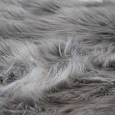 top grey faux fur rug floor bring a timeless touch of warmth and luxury for your home