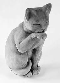 cat garden statue. cat garden statues for the statue