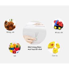 Review máy tiệt trùng tia uv hộp tiệt trùng đồ chơi 59s công nghệ khử trùng  bằng tia uv, tia cực tím