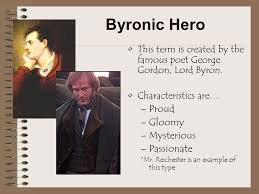 background information for jane eyre by charlotte bronte ppt  38 byronic hero