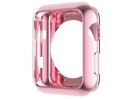<b>Аксессуар Чехол Eva</b> Silicone для APPLE Watch 44mm Pink ...