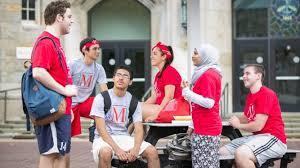 graduating debt macaulay honors college students at macaulay orientation