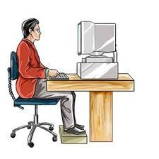 ergonomic computer workstation. Brilliant Workstation Computer Ergonomics On Ergonomic Computer Workstation