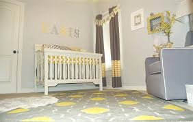 infant rug baby room striking baby room decor with grey yellow area rug plus white baby