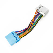 compare prices on honda wiring harness online shopping buy low carradio stereo transfer wire harness cable 1 3cd to 1 5cd for honda fit 10pcs