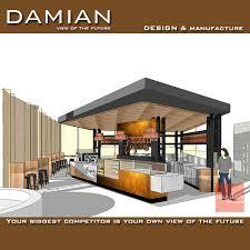 Exquis barista Coffee Shop Concept Design