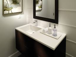 bathroom extraordinary one piece bathroom sink and countertop double on from one piece bathroom sink