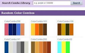 Best Colors For Web Pages Stylish Trendy Color Palettes And Material