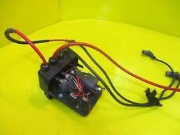 seadoo electrical box personal watercraft parts 1996 96 seadoo sea doo xp 787 800 rear electrical box ignition coil wire