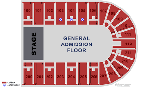 Reliant Arena Houston Seating Chart Tickets Tyler The Creator With Blood Orange And Goldlink