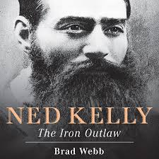 ned kelly n iron outlaw hero legend books