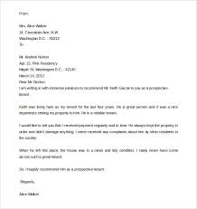 Sample College Reference Letters Free Letter Of Recommendation Examples Samples Free