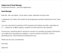 Sample Follow Up Email After Interview Status Letter Submitting A