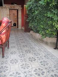 Decorative Patio Tiles Decorative Tile Design Terrace Inspiring Outdoor Ideas Reclaimed 1