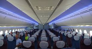 Sunwing 737 800 Elite Seating Chart In Flight Review Lan Airlines Boeing 787 8 Part 1 Economy