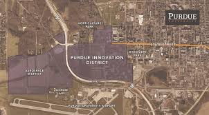 Purdue University Campus Purdue Browning Partner On 1 Billion Development District To