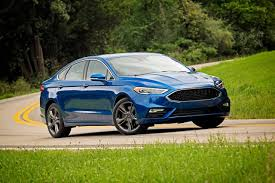 Ford Fusion Pricing  Features Edmunds - Ford fusion exterior colors