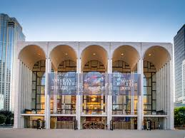 Metropolitan Opera House Lincoln Center Wikipedia