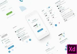 20 Free Adobe Xd Ui Kits For Web Mobile App Designers
