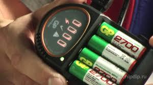 <b>Зарядное устройство GP</b> PB50 - YouTube