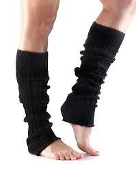 Toesox Knee High Leg Warmers Dance Legwarmers Yoga