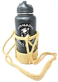 32 oz rope bottle holder. Larger Photo Email A Friend