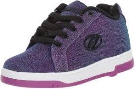 Heelys Kids Split Sneaker Purple Aqua 4 Medium Us Big Kid