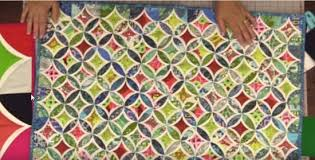 You'll Love This Easy Method for Cathedral Windows! - Quilting Digest & Cathedral Window Quilt Adamdwight.com